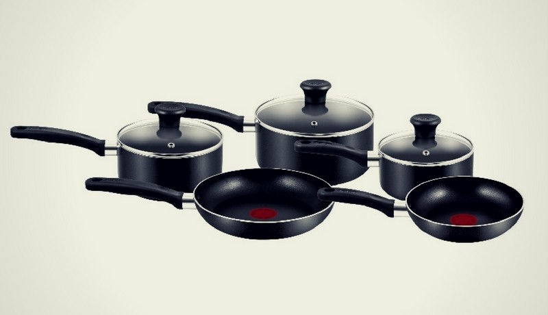 Tefal A157S546 Essential Cookware Set Review