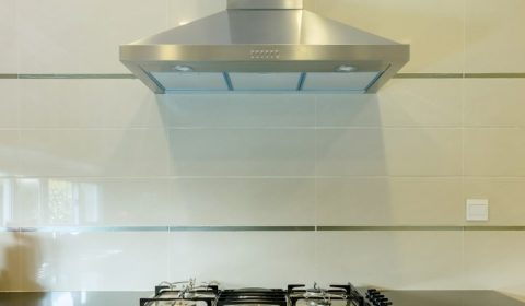 High Extraction Rate Cooker Hoods