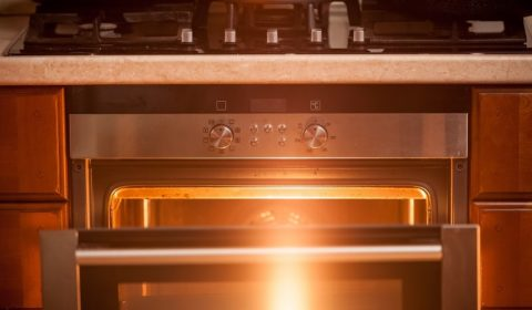 Which Ovens Have Slide Away Doors?