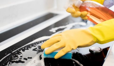 Best Induction Hob Cleaners (2019 UK)