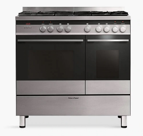 Fisher & Paykel OR90L7DBGFX range cooker