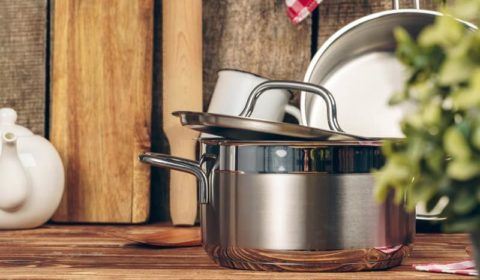When to Replace a Saucepan
