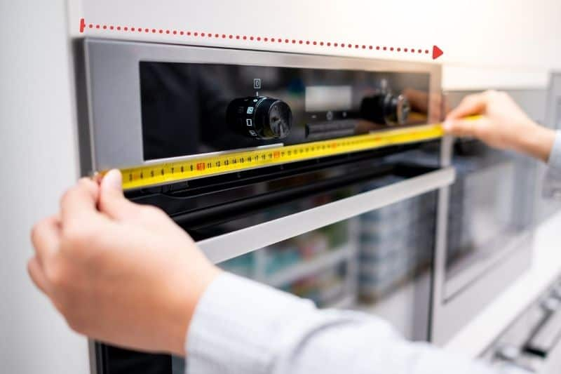 Are All Ovens the Same Width