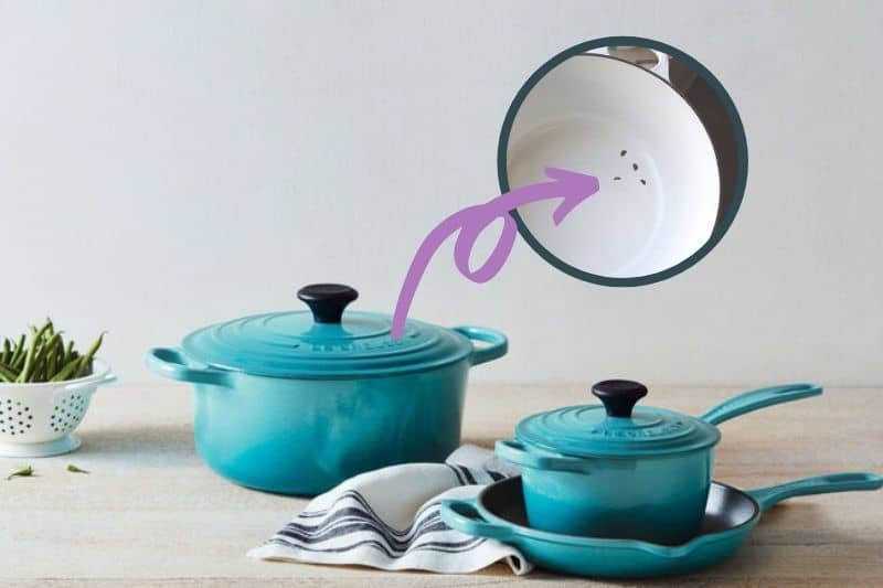 Can You Still Use a Chipped Le Creuset Pot