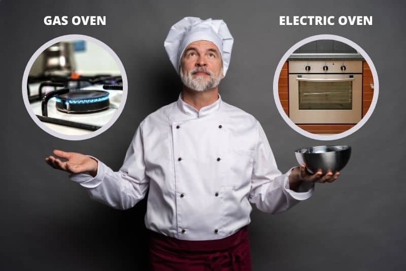 Do Professional Prefer Gas or Electric Ovens
