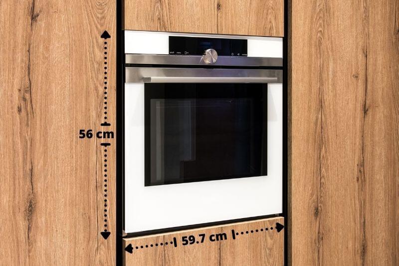 Single Oven Measurements