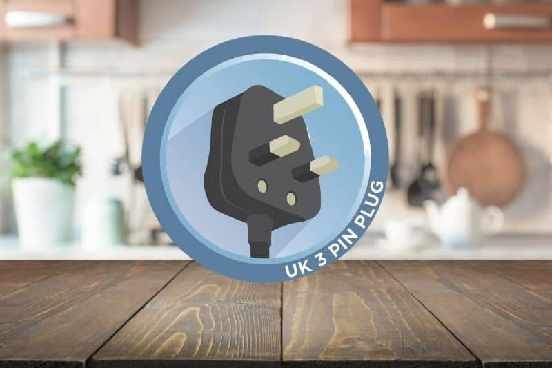 Standard UK Plug