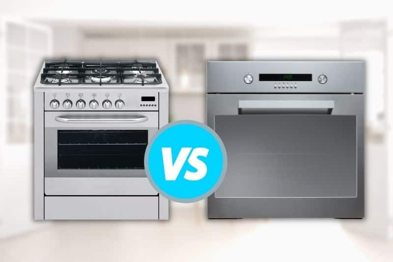 Difference Between Cooker and Oven