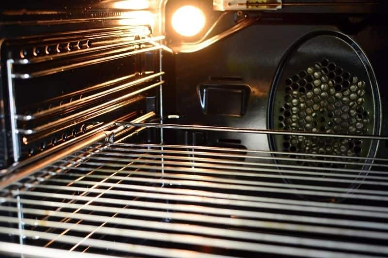 Fan-Assisted Oven