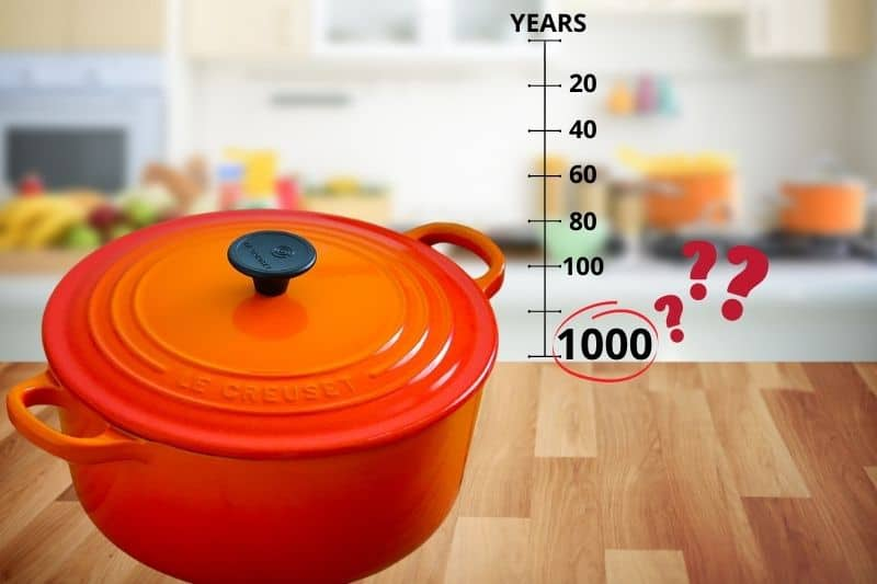 How Long Does Le Creuset Cookware Last