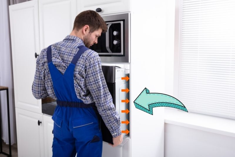 How Much Clearance is Needed for a Wall Oven