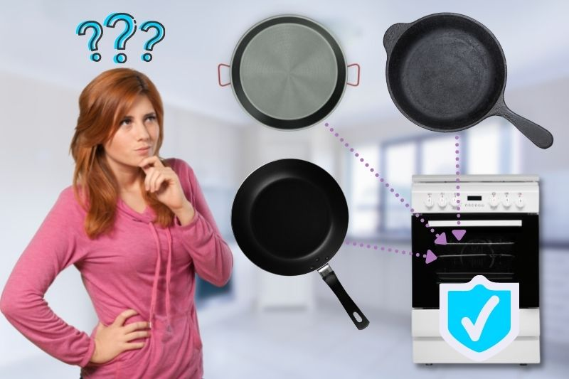 Which Pans Are Oven Safe