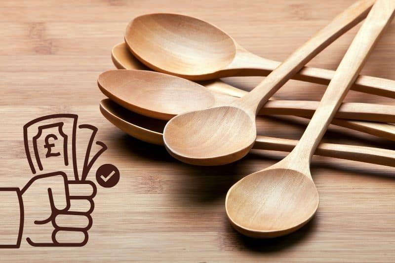 Wooden Spoon Price