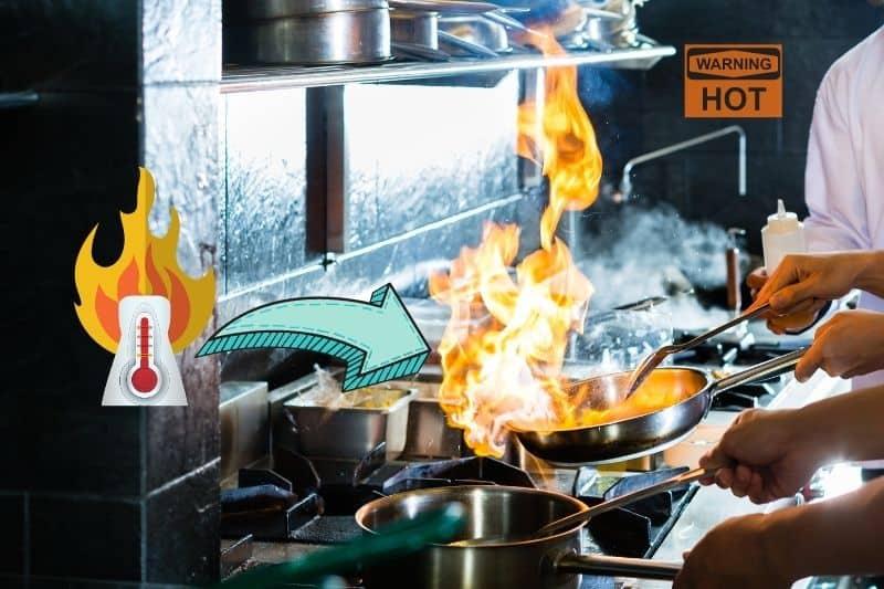 Carbon Steel Pan Heat Retention