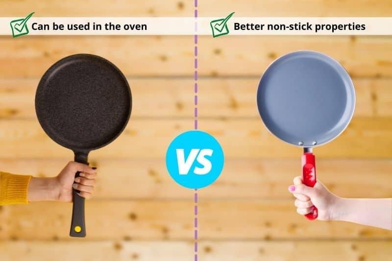 Granite vs. Ceramic Cookware